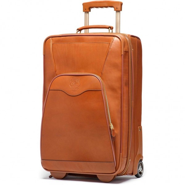How to Choose Distinctive and Durable Leather Luggage - Out of ...