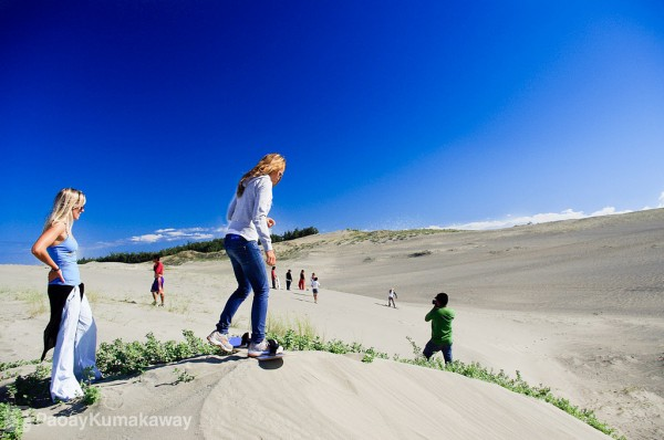 Paoay Sand Dunes in Laoag Ilocos Norte (photo by Ilocos Norte)