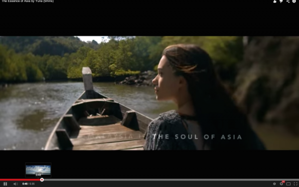 The Soul of Asia Music Video by Tourism Malaysia