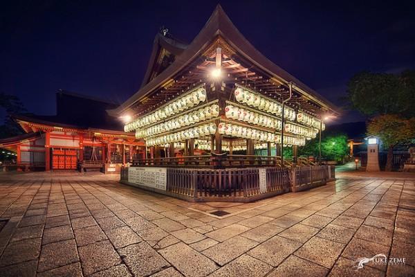 Tokyo at Night by Luke Zeme