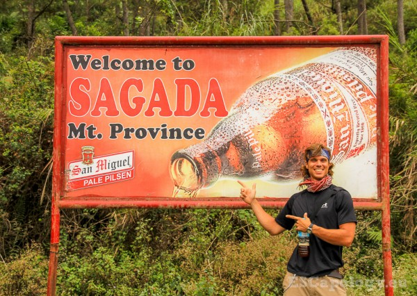 Philipp in Sagada, Mountain Province - The Philippines