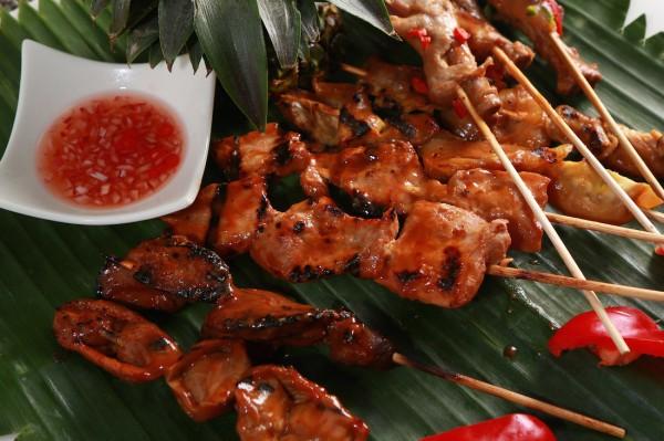 Barbecue Street Food Ihaw-ihaw