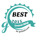 Best Travel Blog 2015