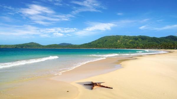 Nacpan Beach. El Nido