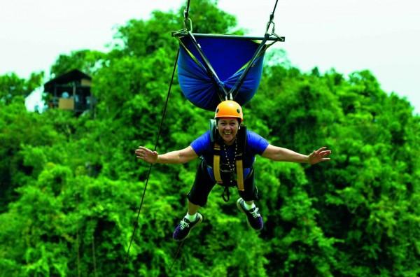 Ugong Rock Adventures in Puerto Princesa photo by Ugong Rock FB