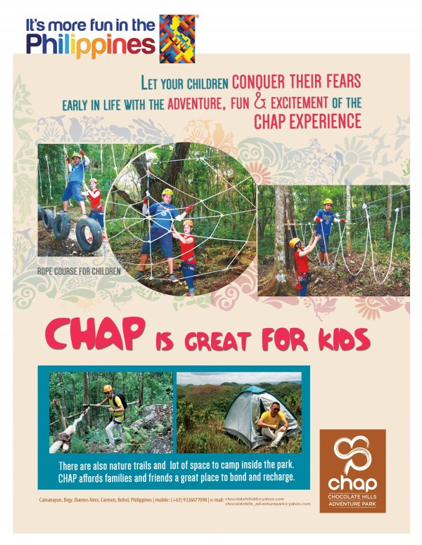 CHAP Is Great For Kids