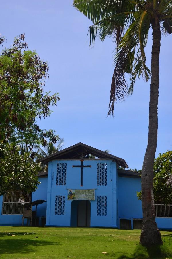 Catholic Church in Pamilacan Island