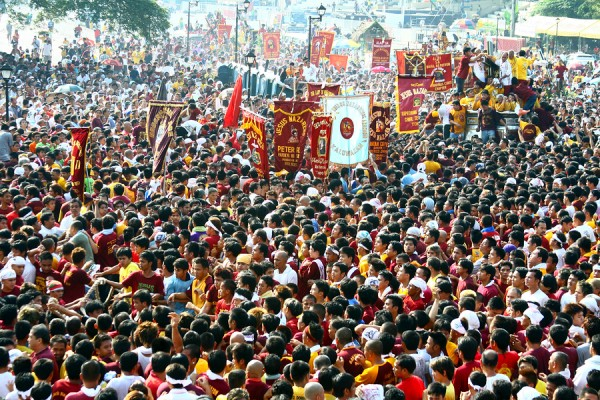 Feast of the Black Nazarene Procession Route 2019