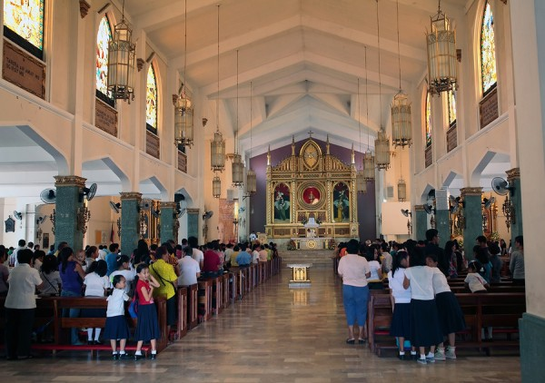 Simbang Gabi or Misa de Gallo