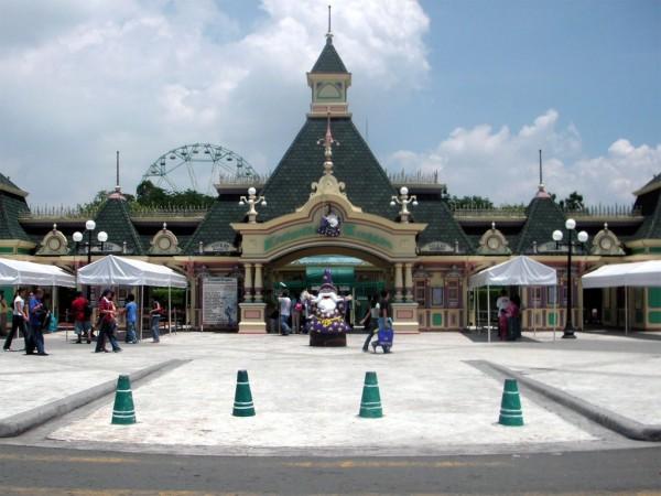 Enchanted Kingdom photo by Wikimedia
