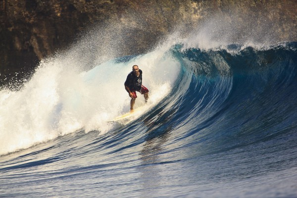 Siargao Surfing by Miguel Navasa