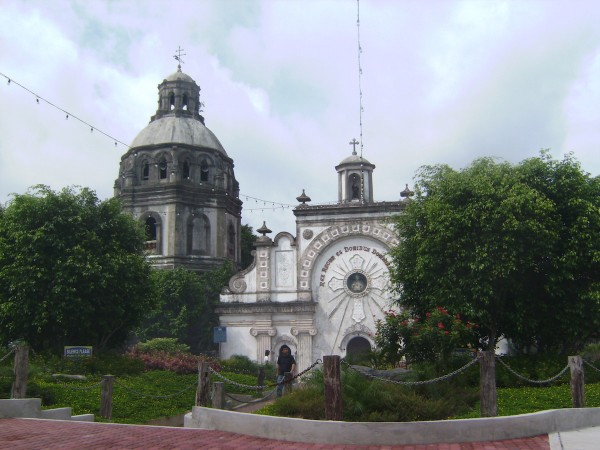 """""""Bacolor Church"""" by Joefran4 Licensed under CC BY-SA 3.0 via Wikimedia Commons"""