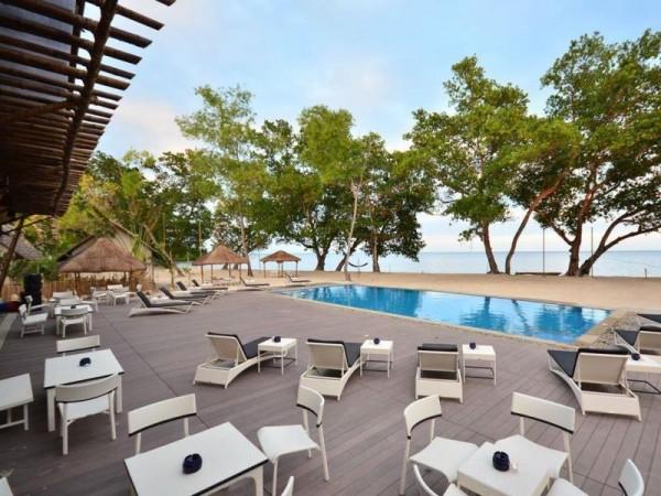 Blue Palawan Poolside