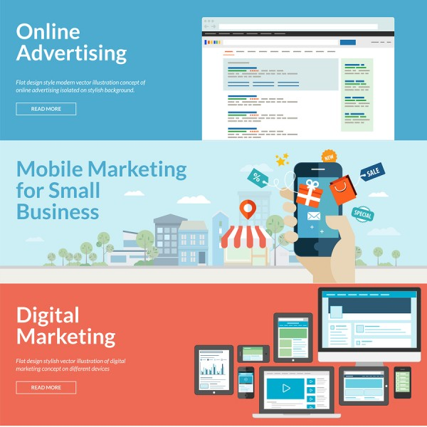 Importance of Online Advertising in Mobile Enabled Websites and Blogs for Effective Mobile Digital Marketing