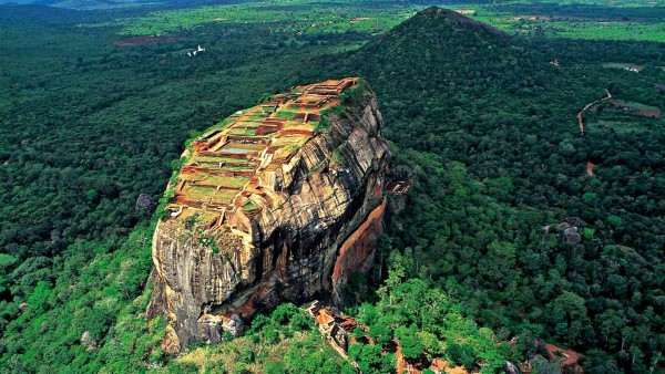 Lions Rock – Sri Lanka