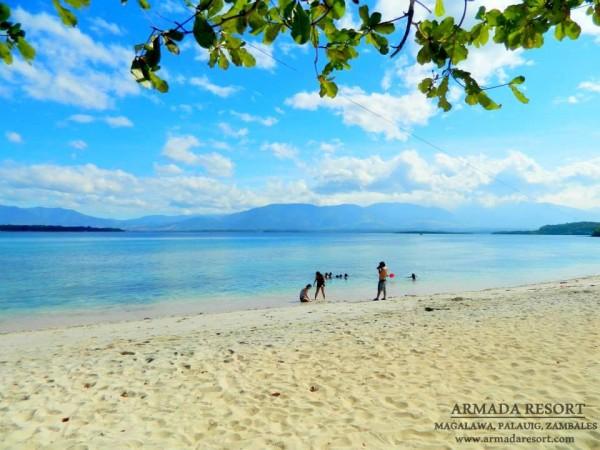 Malagawa Island photo courtesy of AmadaResort.com