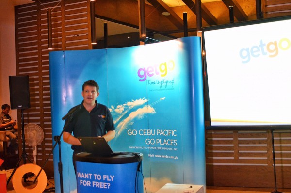 Nik Laming - GetGo's General Manager