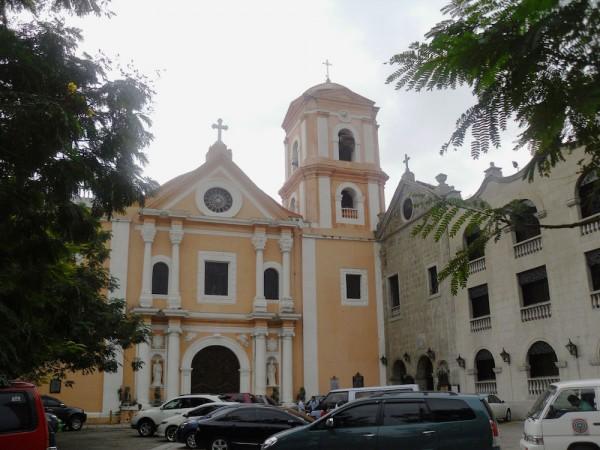 San Agustin Church in Intramuros