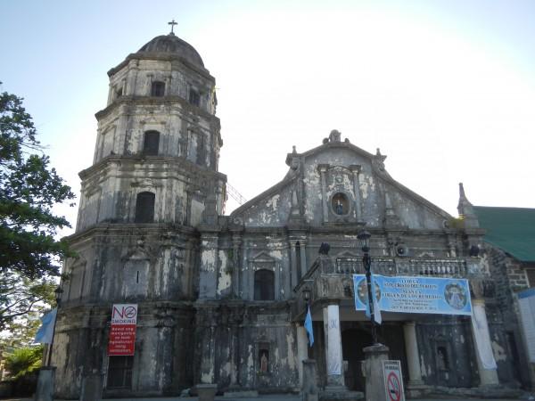Santa Rita de Casia Parish Church by Ramon FVelasquez - Licensed under CC BY-SA 3.0 via Wikimedia Commons