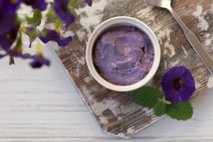 Ube Halaya or Purple Jam photo via Deposit Photos
