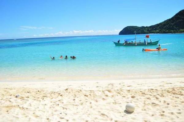 Anguib Beachby CagayanValley.com
