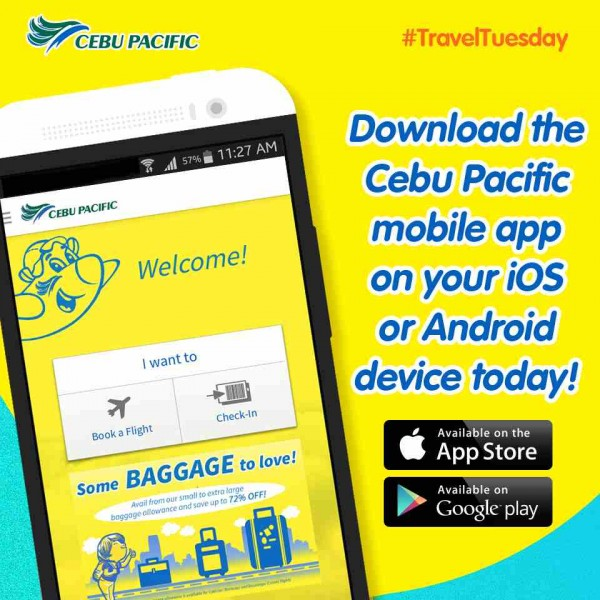 Cebu Pacific Android Mobile App