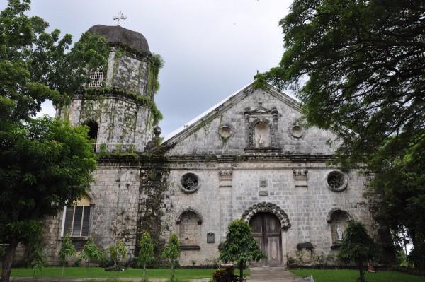 San Juan Nepomuceno Church of Anini-yAntique Travel Guide