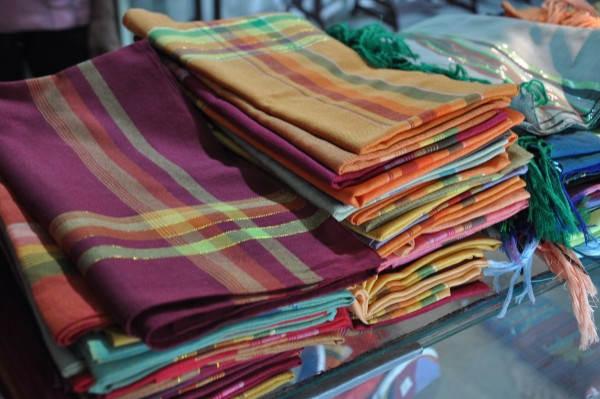 Patadyong Weaving in Antique