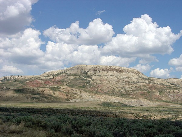 Fossil Butte National Monument