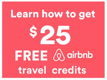 free airbnb credits travel blog