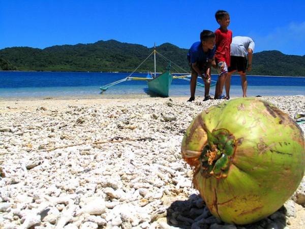 Manidad Island in Sta Ana Cagayan