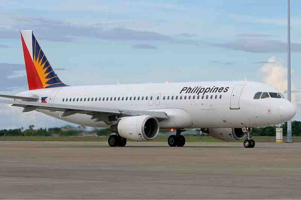 Philippine Airlines Airbus A320