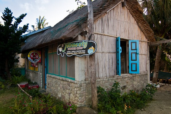 Honesty Coffee Shop Batanes