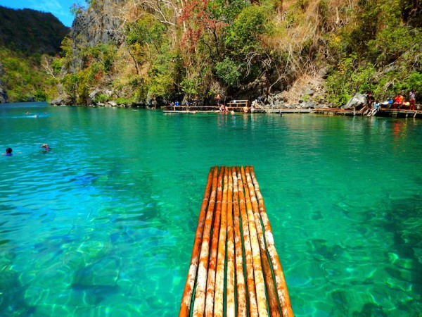 amazing kayangan lake
