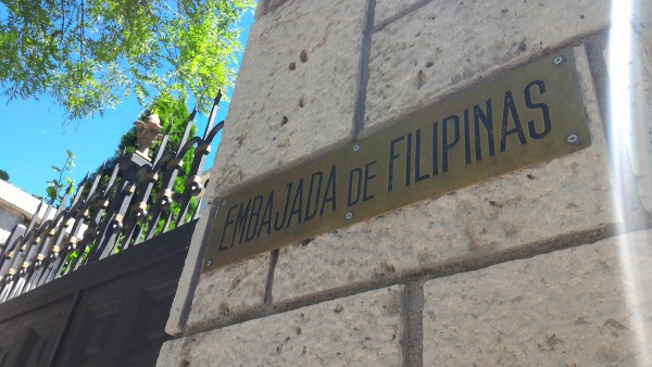 Philippine Embassy in Madrid