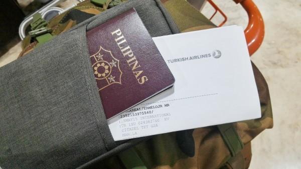 Philippine Passport Renewal Requirements