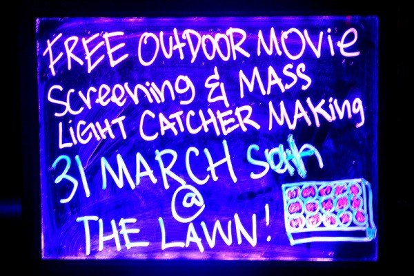 Free Outdoor Movie