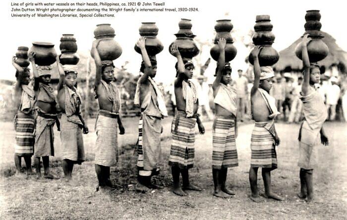Kalinga Women Banga