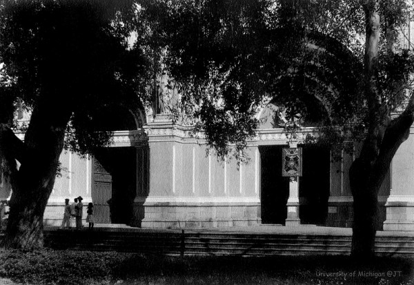 Manila Cathedral Circa 1929