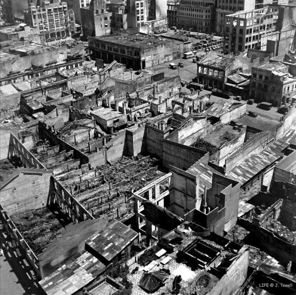 Manila after World War II