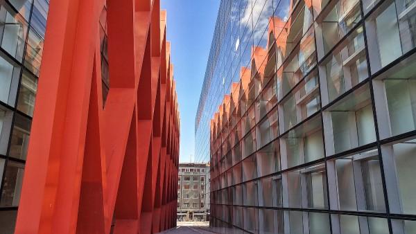 Museo de la Evolución Humana Building