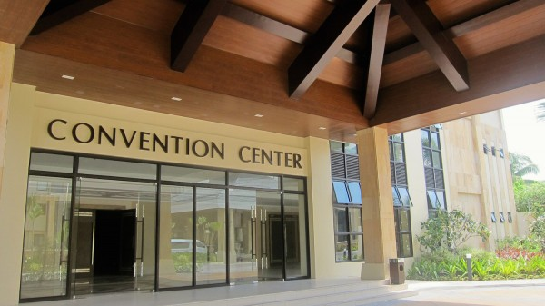 Convention Center in Bohol