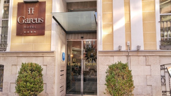 Hotel Gareus in Valladolid Spain