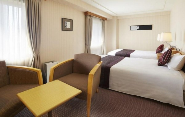 Hotel New Hankyu Annex - Room