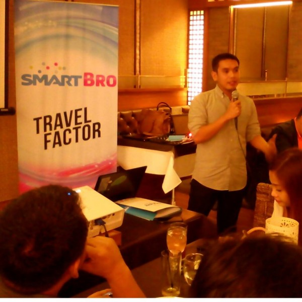 Smart Bro and Travel Factor Event