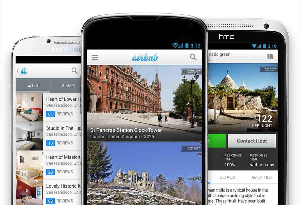 Airbnb - 7 Aplikasi yang Membantu Travelling Membuat Travelling Menjadi Semakin Mudah
