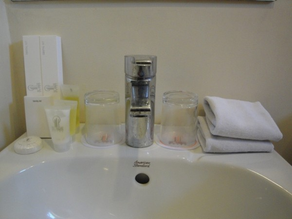 Consumable Toiletries