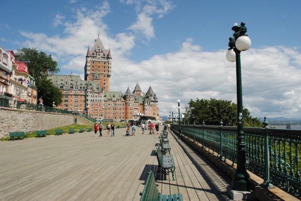 Quebec - Canadian Heritage Sites