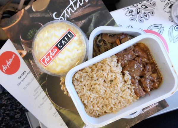 Philippines AirAsia New Hotmeals