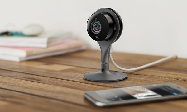 Travel Essentials The Nest Cam